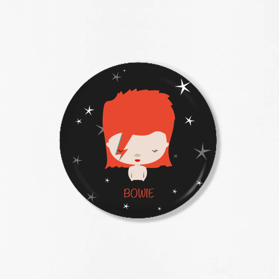 Chapa David Bowie