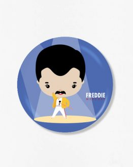 Chapa Freddie Mercury