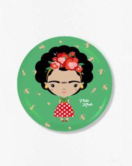 Chapa Frida Khalo
