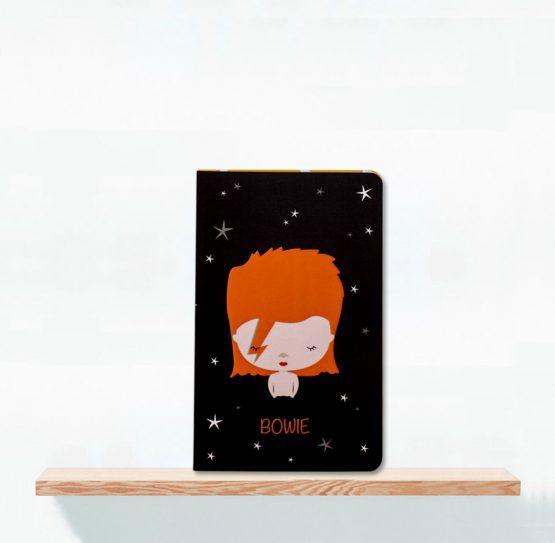 Libreta David Bowie