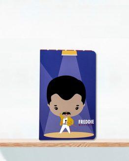 Libreta Freddie Mercury
