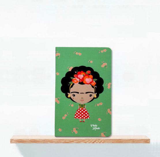 Libreta Frida Khalo