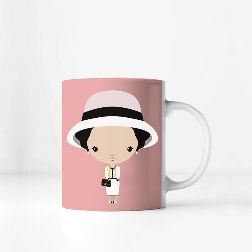 Taza Coco Chanel